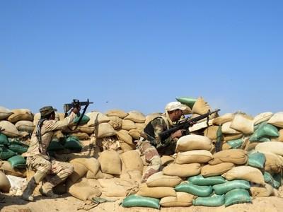 イラク対テロ部隊、IS制圧都市ラマディに進攻