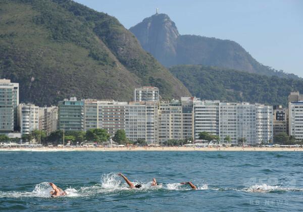 リオ市長、水泳競技の準備不足を指摘するFINAの批判を一蹴