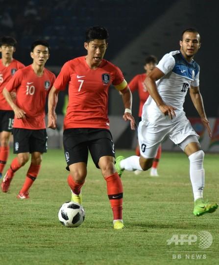 孫興民、アジア大会中も心はスパーズと共に 韓国は決勝T進出