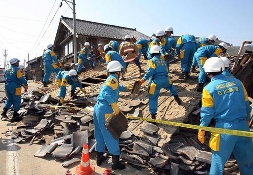 被災者が語る能登半島沖地震 - 石川