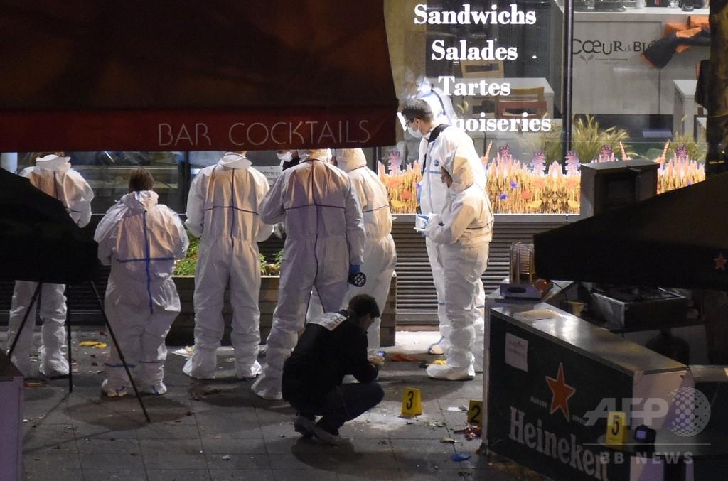 仏治安当局の悪夢が現実に、パリ同時襲撃事件