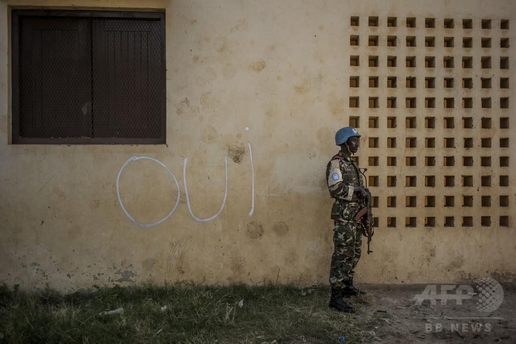 中央アフリカ、民兵組織が民間人を襲撃 30人死亡