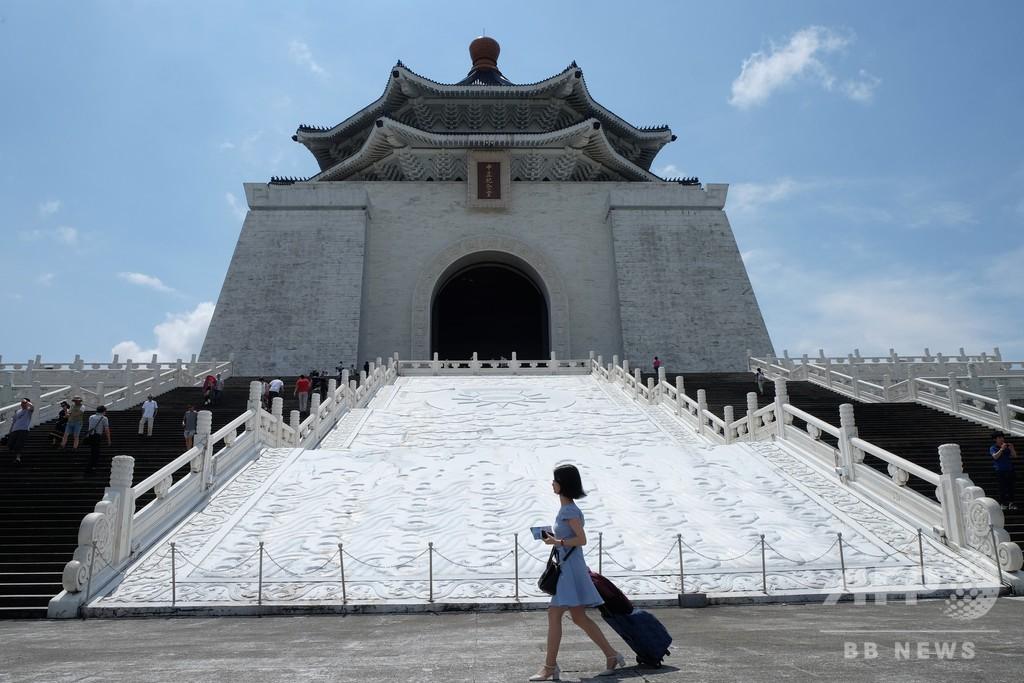 台湾への観光客数、2018年は史上最多 中国本土客激減を物ともせず