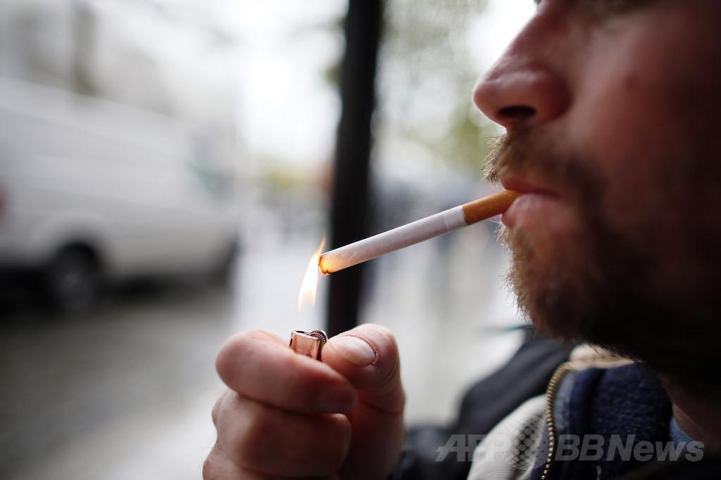 禁煙は抗うつ剤より精神の安定に効果的