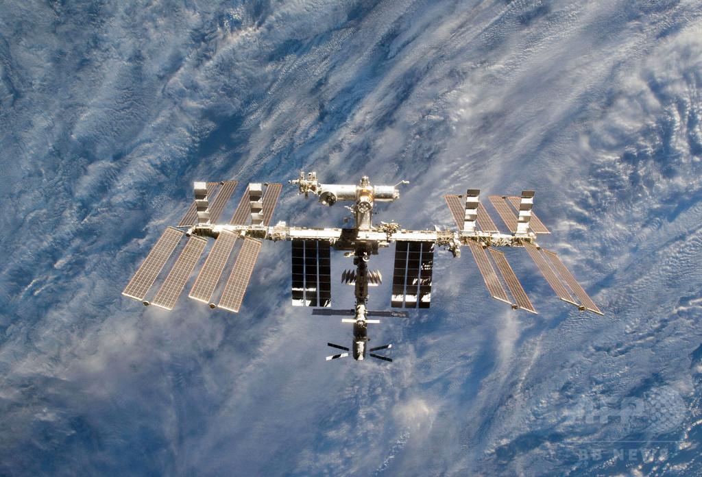 国際宇宙ステーション、地球軌道周回10万回を達成