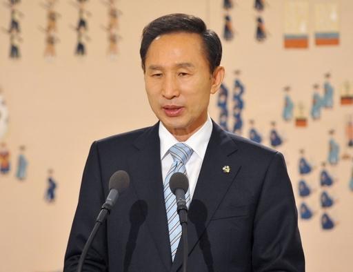 韓国の李大統領、米牛肉問題うけ3閣僚を更迭