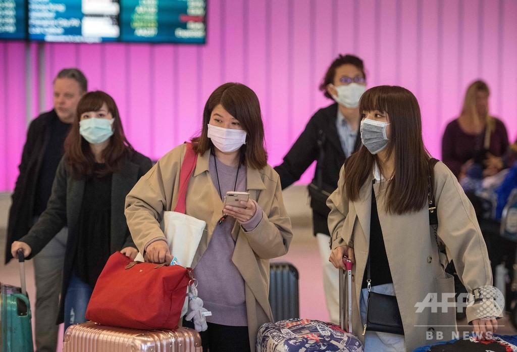 新型コロナウイルス、国内で2人目の感染者 武漢からの訪日客