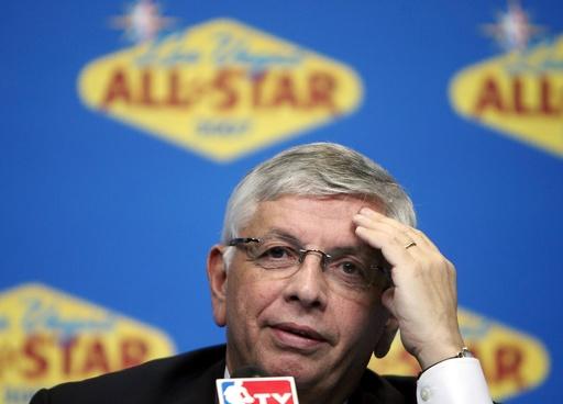 NBA名誉コミッショナー、デビッド・スターン氏死去 77歳