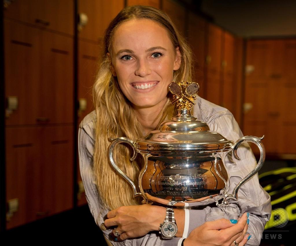 GS初優勝のウォズニアッキ、6年ぶり女王返り咲き 最新世界ランク