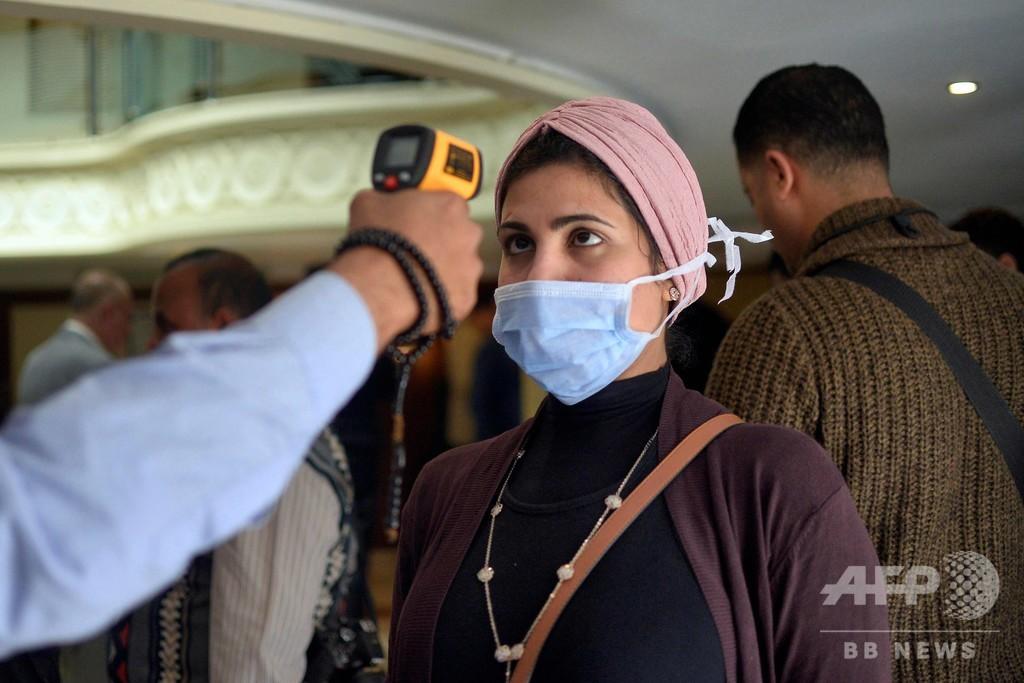 新型コロナウイルス、現在の感染者・死者数(10日午前2時時点)