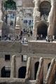 「平民席」の眺めは最高 ローマのコロッセオ最上階40年ぶり一般公開へ