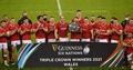 ウェールズがトリプルクラウン獲得、アイルランドは初勝利 ラグビー