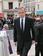 イヴ・サンローラン氏の葬儀、サルコジ仏大統領ら著名人が出席