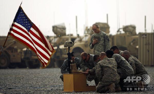 米「テロとの戦い」の死者、約50万人に 調査報告