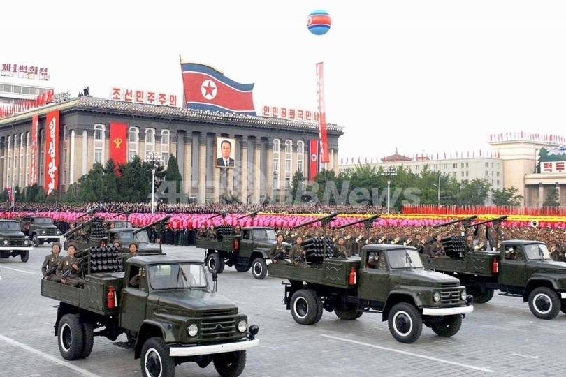 北朝鮮、過去5年間で6500万ドル相当の武器を購入