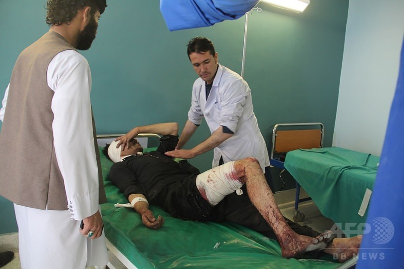 アフガンで治安当局襲撃相次ぐ、計71人死亡