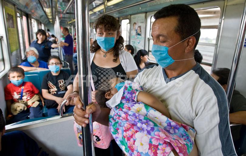 WHO事務局長、豚インフル流行「深刻な状況」 パンデミックの危険性も指摘