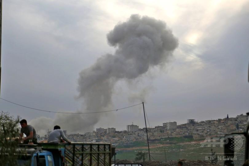 トルコ、シリア北西部からクルド勢力追放 大統領が勝利宣言