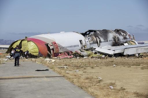 米で着陸失敗のアシアナ航空に罰金5千万円、被害者家族支援に不手際
