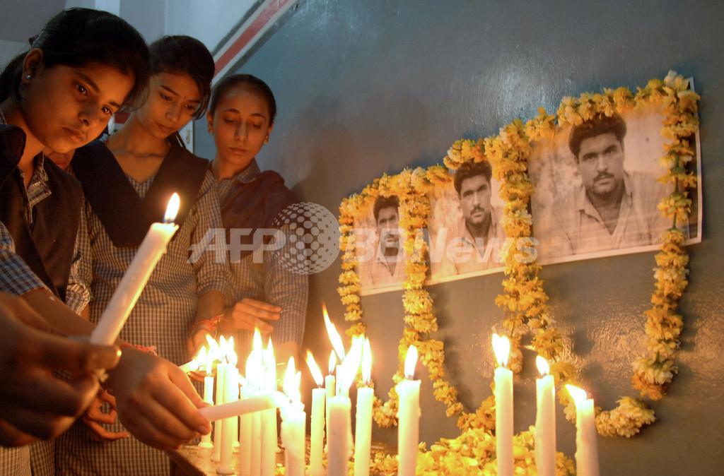 スパイ罪で死刑確定のインド人が死亡、パキスタン