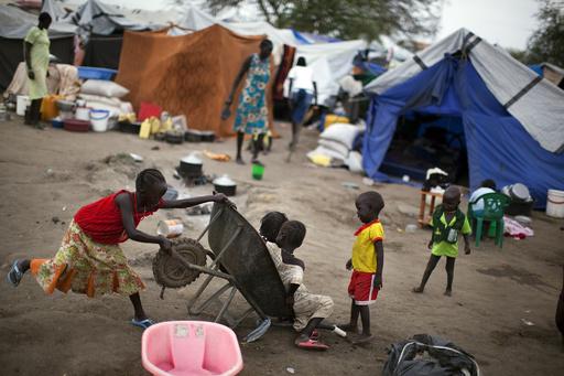 南スーダンの国連施設に襲撃、20人死亡