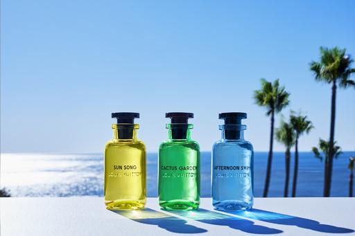 「ルイ・ヴィトン」カルフォルニアからインスパイアされた3種の新たな香り