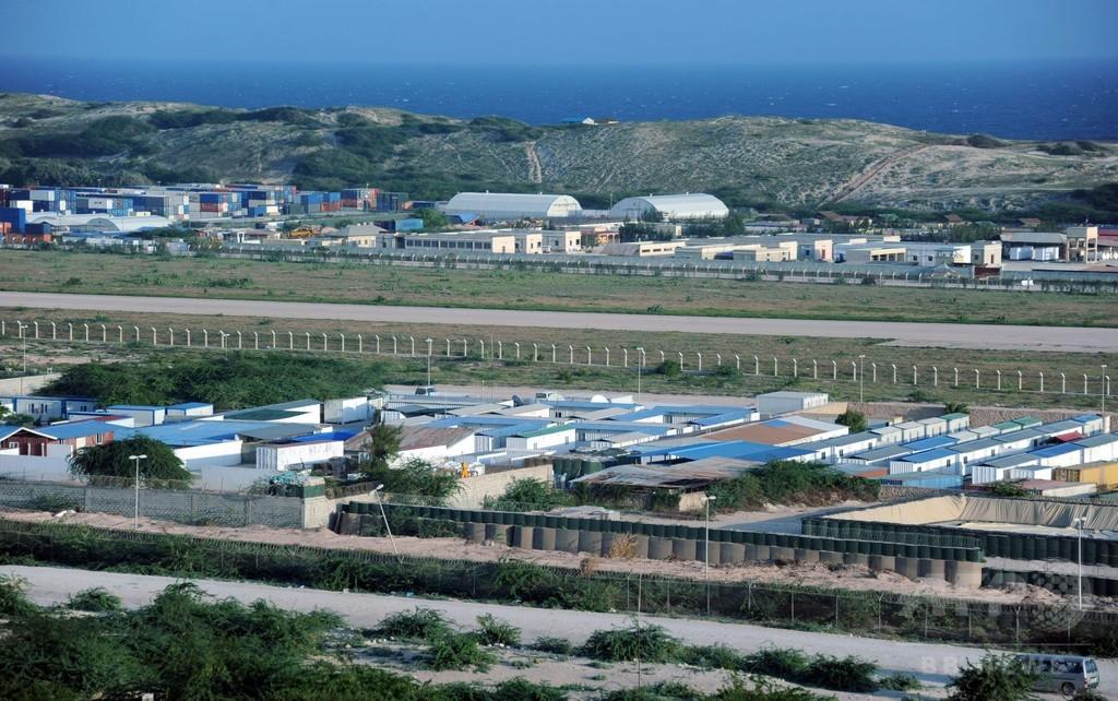 ソマリア過激派がアフリカ連合軍基地襲撃、兵士3人と民間人死亡