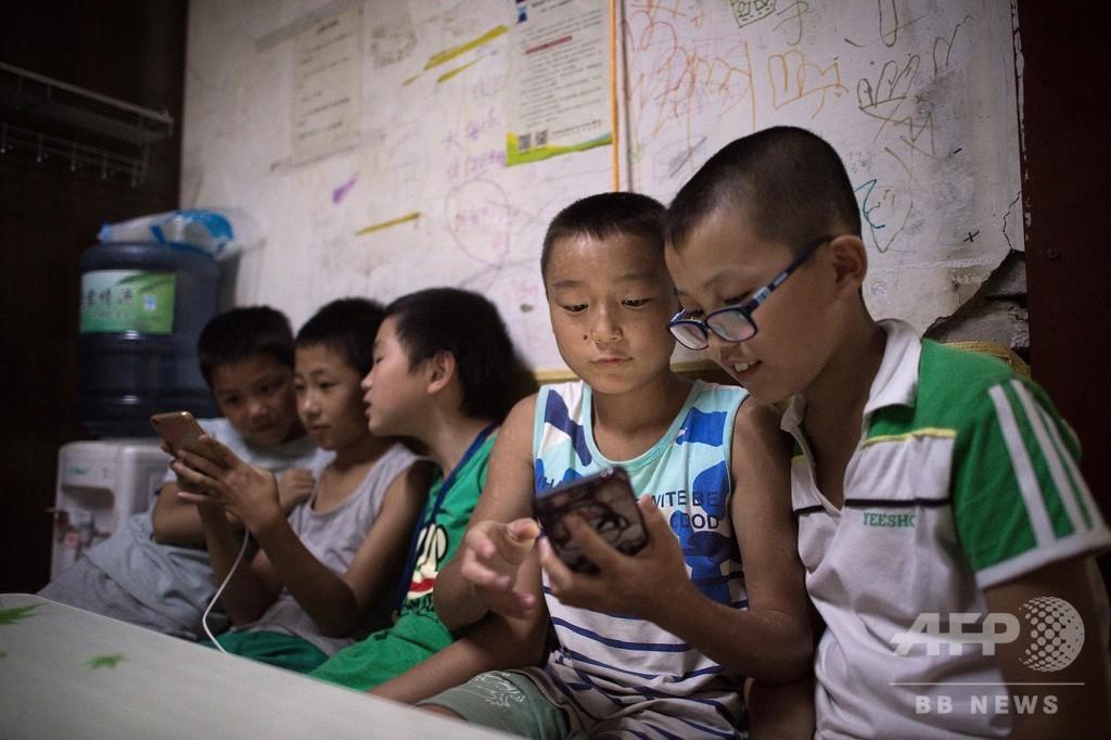 「ゲーム依存対策」 中国、若者向けに新規制発表