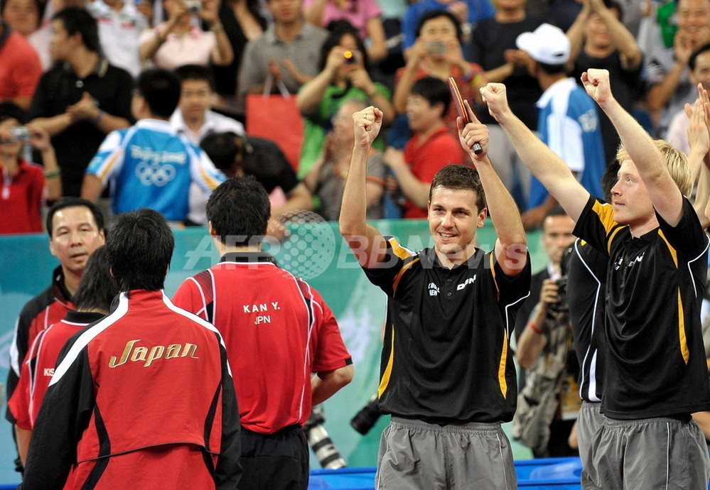 日本 卓球・男子団体3位決定予備...