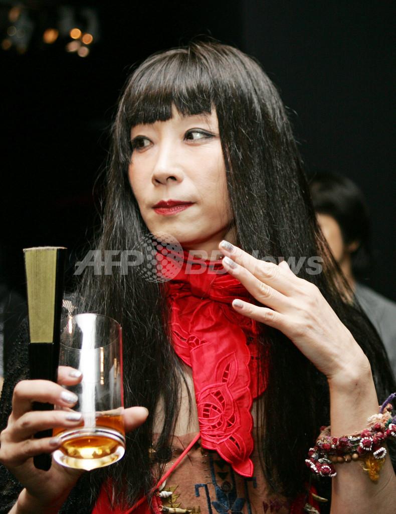 日本人モデルの草分け、山口小夜子さん死去 写真3枚 マリ