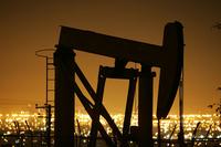 ロンドン原油、一時1バレル=60ドル割れ
