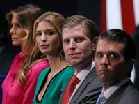 【写真特集】トランプ次期米大統領を支える顔触れ