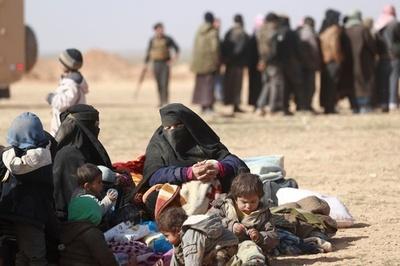 IS支配地域は「残り4平方キロ」、クルド部隊司令官