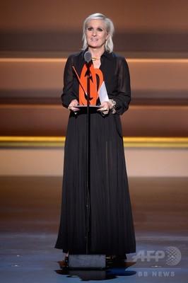 グラマー誌主催「2017 ウーマン・オブ・ザ・イヤー」マリア・グラツィア・キウリも受賞