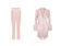 「ラペルラ」ピンクカラーの新作ランジェリー、桜のスペシャルラッピングも