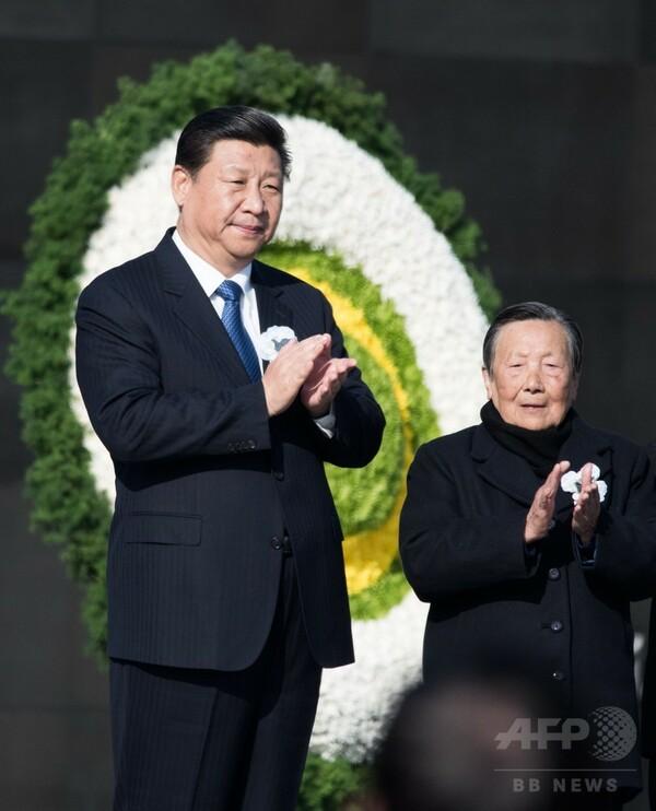 「南京大虐殺」 追悼式典で習主席が演説、日中友好を望む姿勢も