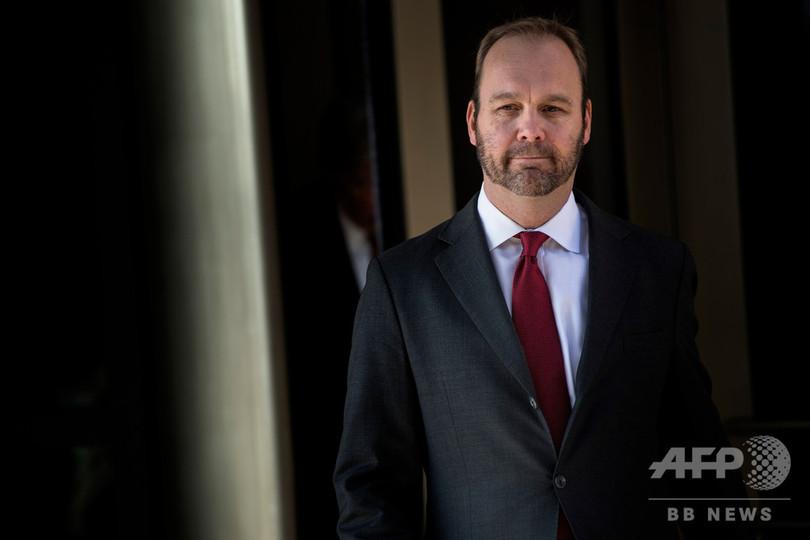 トランプ陣営幹部、イスラエル企業に対立候補への妨害依頼か 16年大統領選