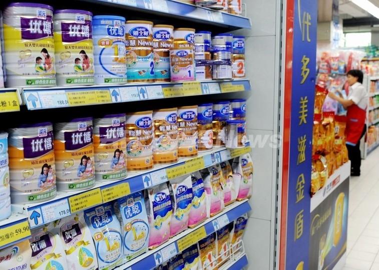 赤ちゃんの早熟乳房問題、粉ミルクは無関係 中国衛生省