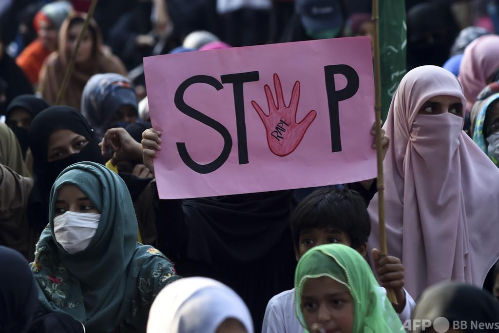 性犯罪被害者の侵襲的検査を禁止、パキスタン・パンジャブ州