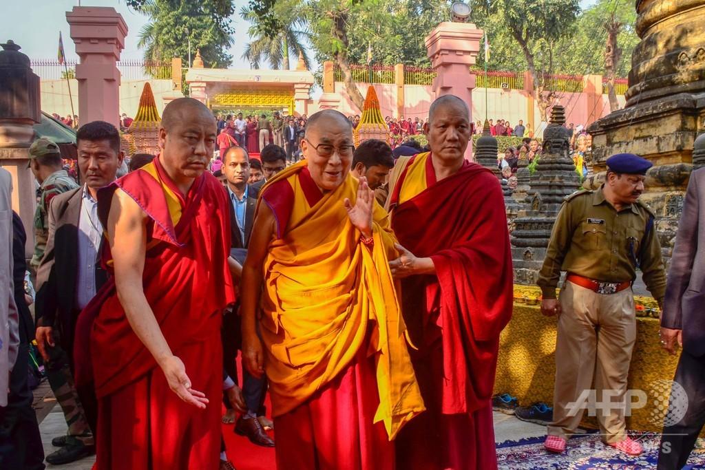 米下院、チベット支援法案を可決 中国の後継者選び介入をけん制
