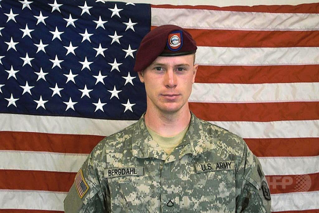 アフガンで脱走の米兵、禁錮刑逃れる トランプ氏反発