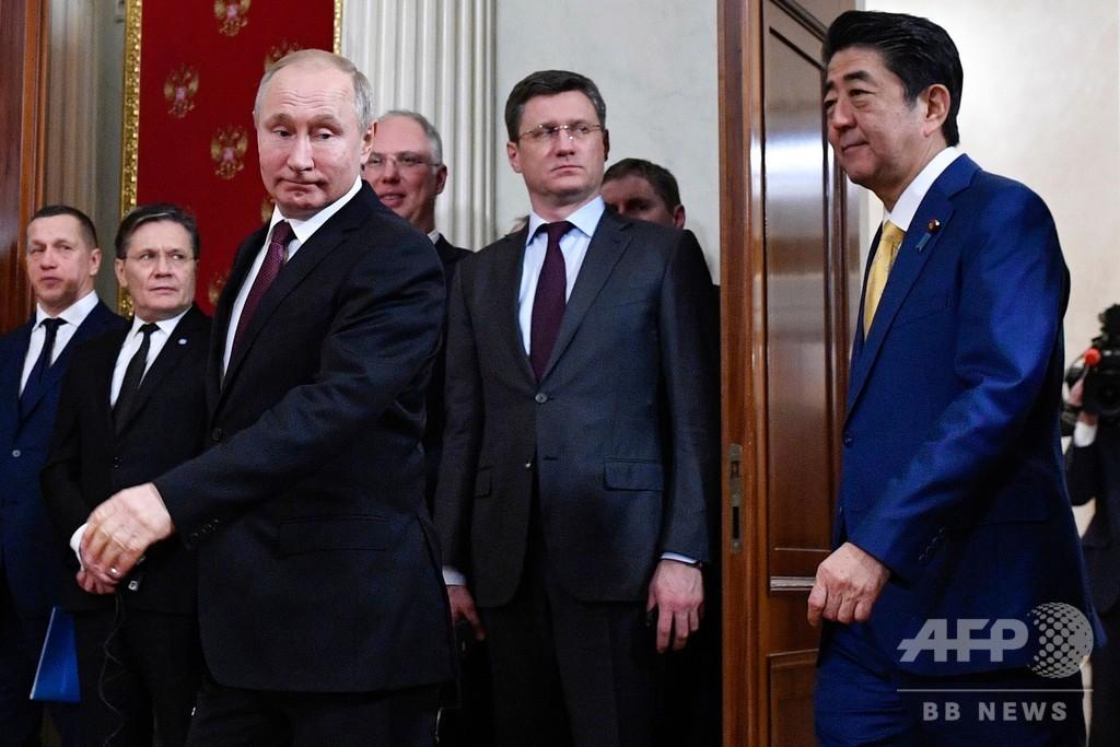 日ロ交渉の真実、日本の一方的勘違いの歴史だった