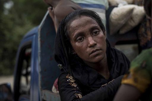 【AFP記者コラム】まるで幽霊のようだった─隣国へ漂着するロヒンギャ難民