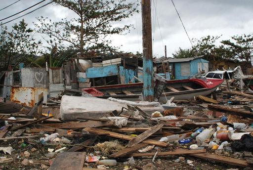 ハリケーン「ディーン」、ジャマイカでは後片付けと復旧作業