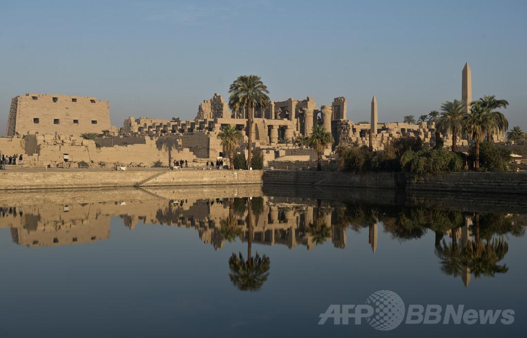 混乱収まらぬエジプト、観光地ルクソールの悲鳴