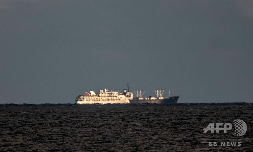 ウルグアイ沖クルーズ船でコロナ感染81人 船内に200人以上残る