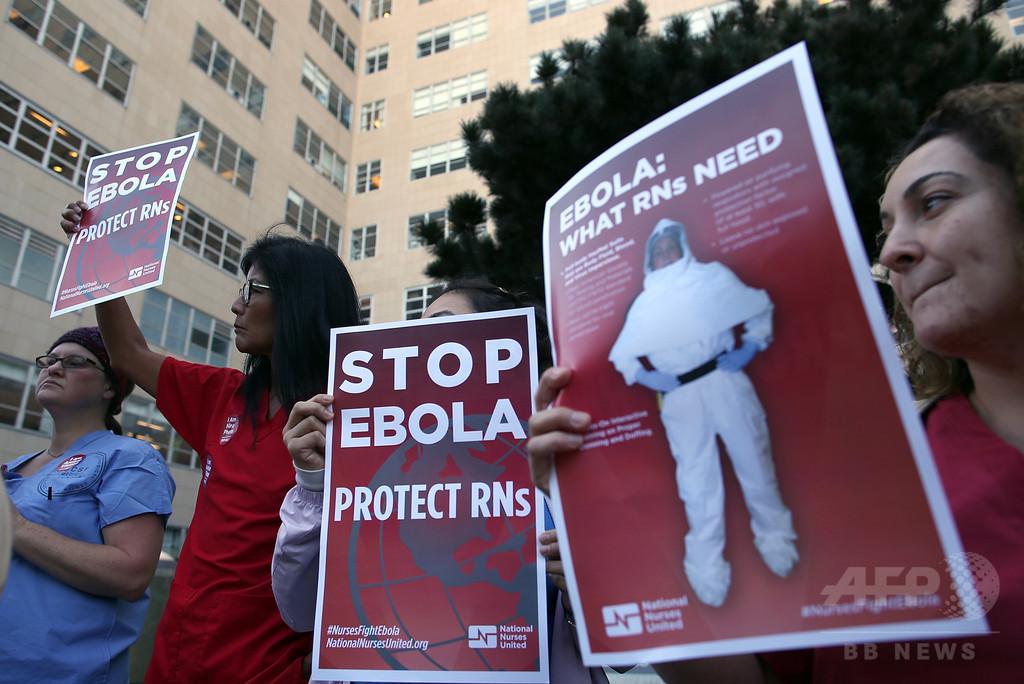 エボラ?それともインフルエンザ?流行期に備える米国の医療現場