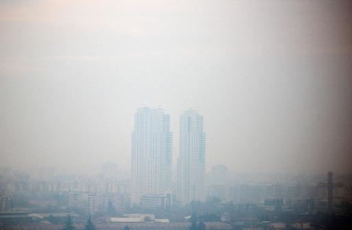 大気汚染で世界で年間880万人が早死に 従来推定値の2倍 喫煙原因上回る