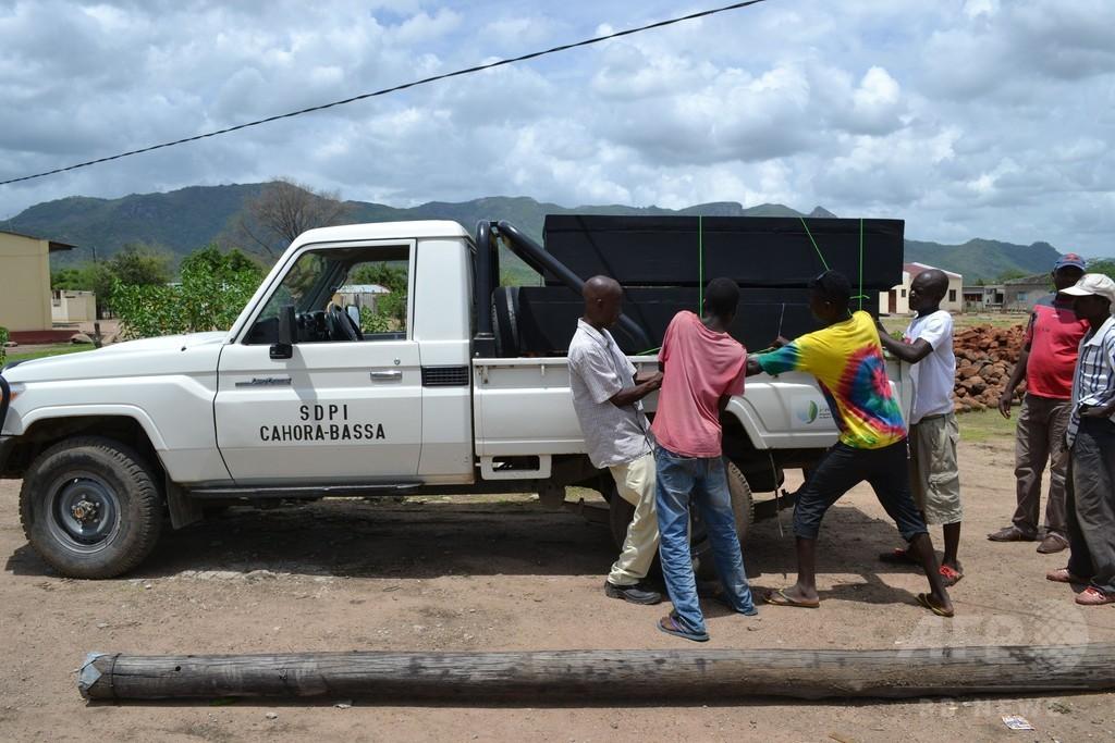 伝統酒で集団中毒、死者69人に モザンビーク
