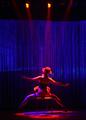 フラミンゴ・ラスベガスのセクシーショー「X Burlesque」が1周年公演